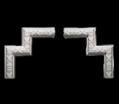 Угловой элемент Европласт 1.52.328