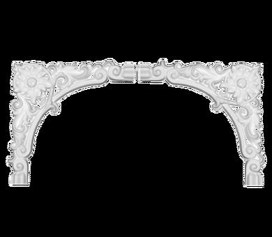 Угловой элемент Европласт 1.52.375