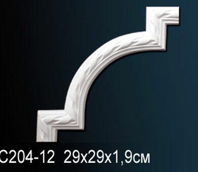 Угловой элемент Перфект AC204-12