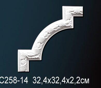 Угловой элемент Перфект AC258-14