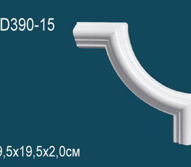 Угловой элемент Перфект AD390-15