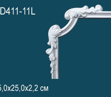 Угловой элемент Перфект AD411-11L