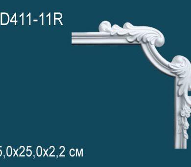 Угловой элемент Перфект AD411-11R