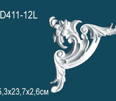 Угловой элемент Перфект AD411-12L