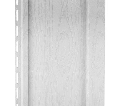 Вертикальный сайдинг Grand Line 3.0 GL Amerika S6.3 Белый