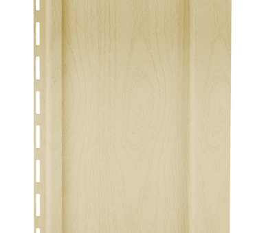 Вертикальный сайдинг Grand Line 3.0 GL Amerika S6.3 Ванильный
