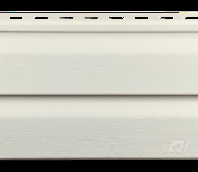 Виниловый сайдинг Vinylon D4,5 Dutchlap Белый