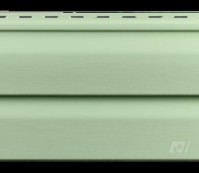 Виниловый сайдинг Vinylon D4,5 Dutchlap Фисташковый