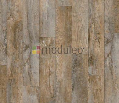 Виниловый ламинат Moduleo Select Dryback 24958 Country Oak
