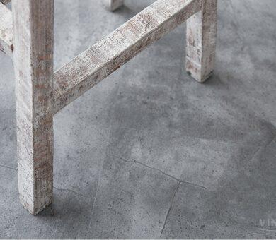 Виниловый ламинат Vinilam Ceramo Stone Серый бетон 61602