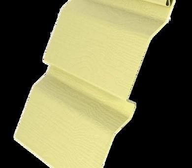 Виниловый сайдинг Grand Line Amerika D4 Желтый