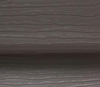 Виниловый сайдинг Royal Crest Темно-серый