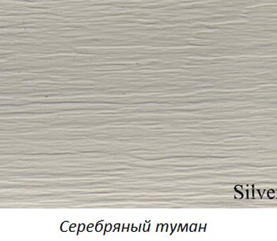 Виниловый сайдинг Variform Varitek Серебряный туман